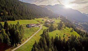 Ausblick vom Gasthof Marlstein